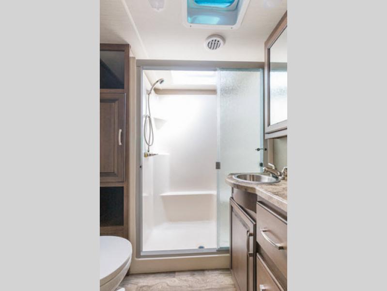 reflection bathroom