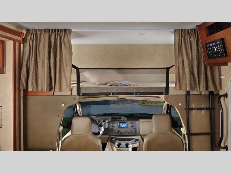 cockpit forester motorhome