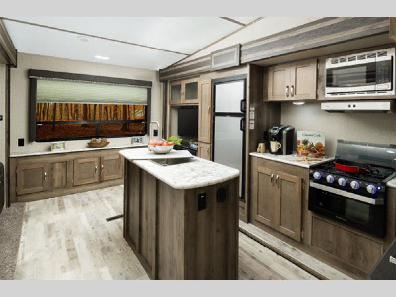 sprinter campfire edition kitchen
