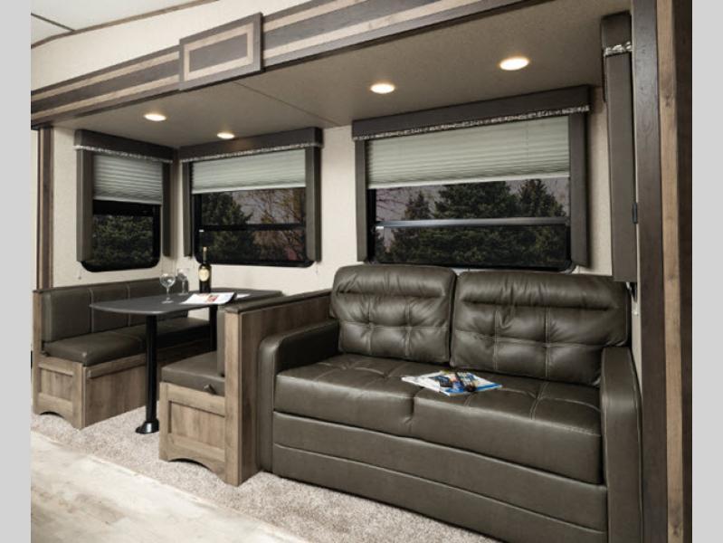 campfire edition living room