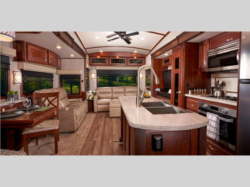 Jayco pinnacle kitchen