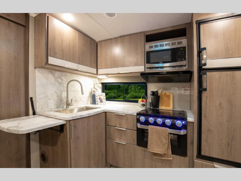 imagine travel trailer kitchen