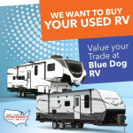 Sell Us Your RV | Blue Dog RV