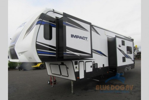 Keystone Impact Toy Hauler Fifth Wheel