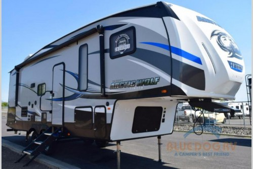 Cherokee Arctic Wolf Fifth Wheel Review Lightweight Luxury