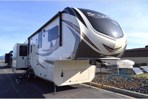 Grand Design Solitude 377MBS Fifth Wheel