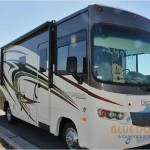 2016 Forest River Georgetown 3 Series Class A motorhomes