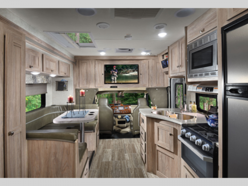Forest River Forester Motorhome Interior