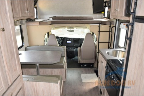 Forester 2251SLE Class C Motorhome Interior