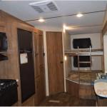 Starcraft Autumn Ridge Outfitter Fifth Wheel Interior