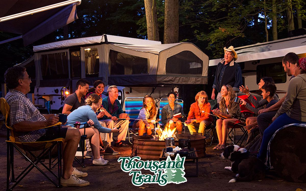 thousand trails camping ground