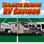 Tailgate RV Season September RV Sale Brown's RV Superstore