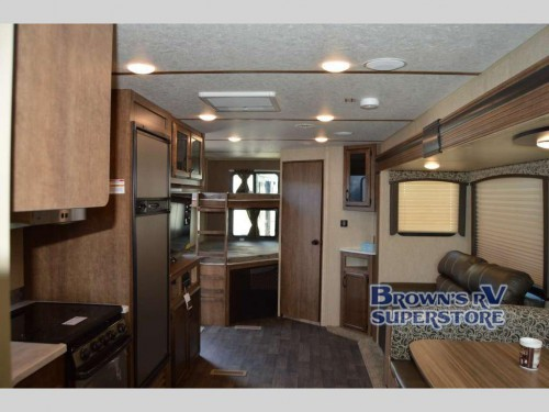 Autumn Ridge Travel Trailer Interior
