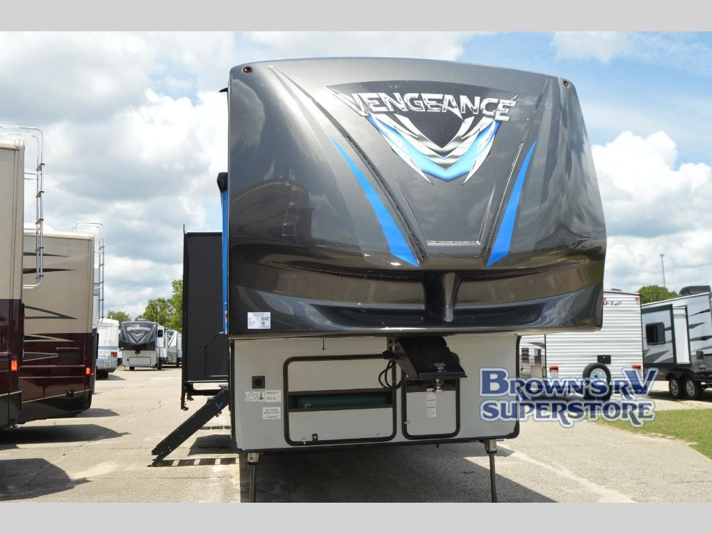 2019 Forest River RV Vengeance Main