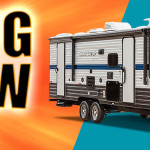 Brown's RV Show Banner