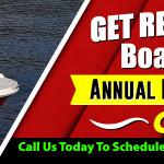 Brown's boating season