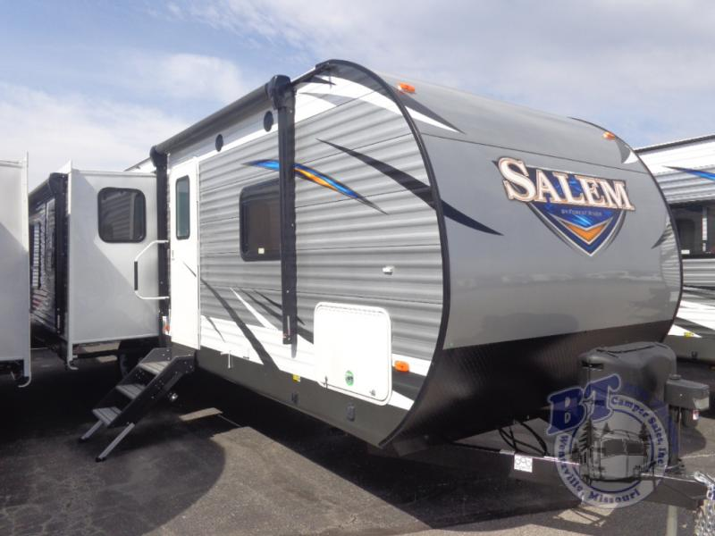 Salem BT Camper