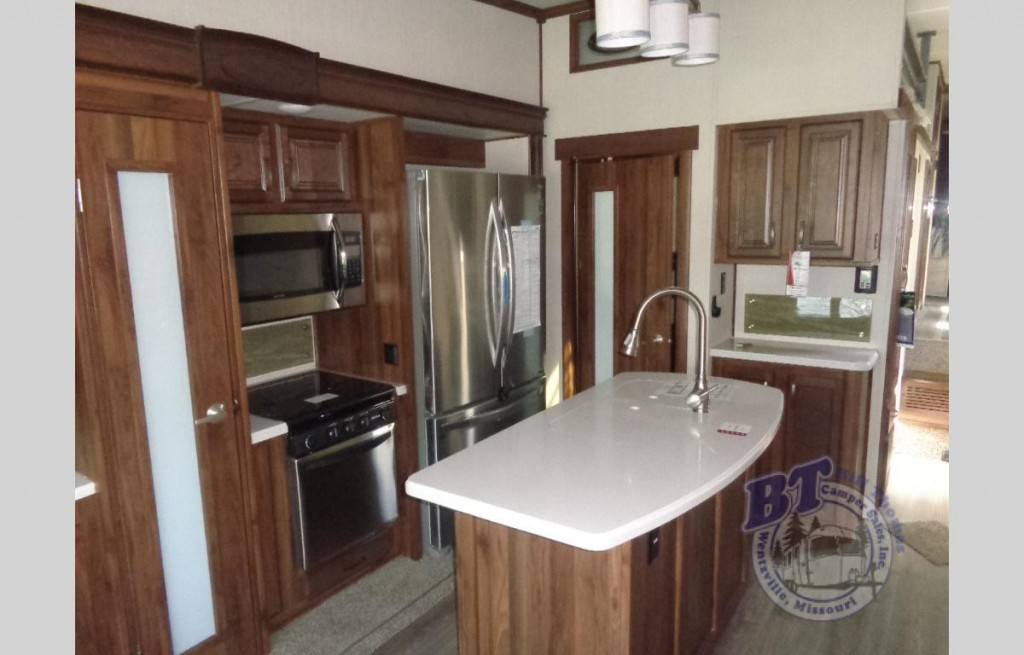 2018 Palomino BT Kitchen