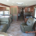Winnebago Forza Interior