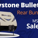 Keystone Bullet 243BHS Travel Trailer