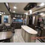 Grand Design Solitude 377MB Fifth Wheel Interior