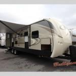 Keystone Cougar X-Lite 32FKB Travel Trailer