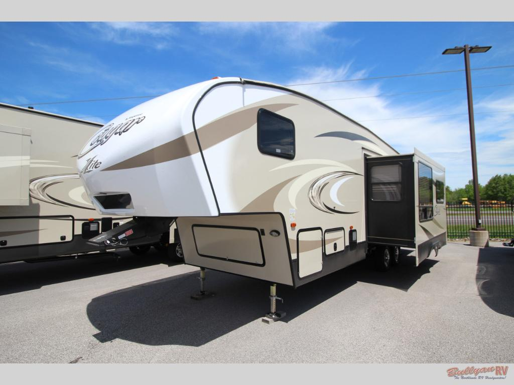 Check Out Our Fifth Wheels With Outdoor Kitchens! - Bullyan RVs Blog