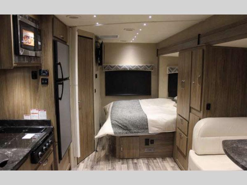 Dynamax Isata 3 Diesel Class C Motorhome Interior