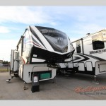 Grand Design Momentum 399TH toy hauler fifth wheel