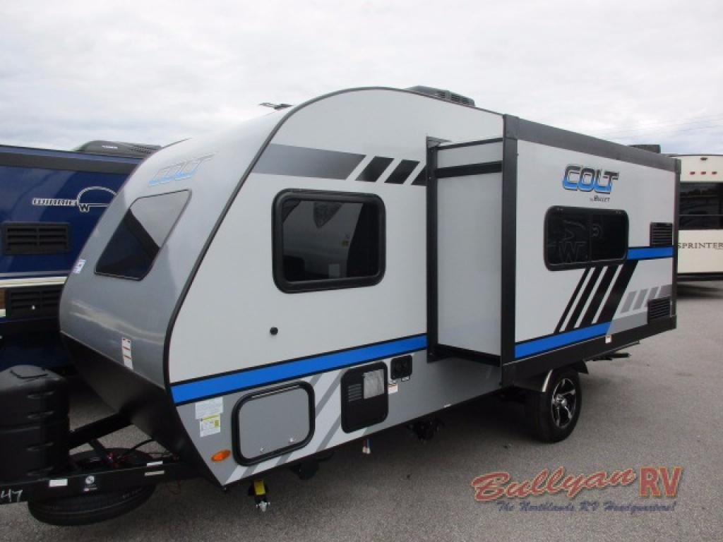 Colt Travel Trailer exterior