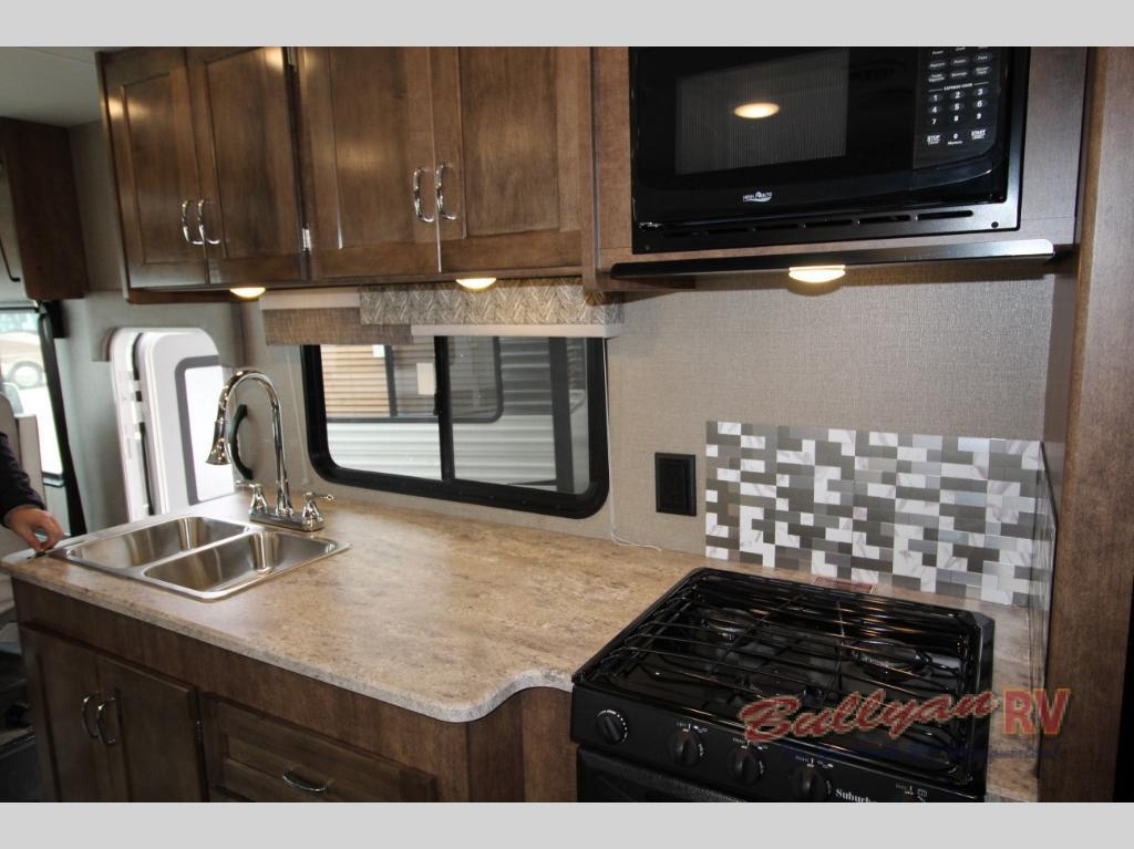 Winnebago Intent Kitchen