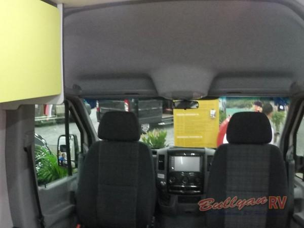 Winnebago Revel Class B cab