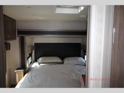 Dynamax Isata 3 24RW Motorhome Bedroom
