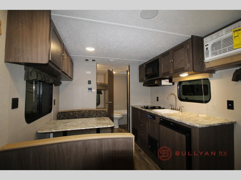 Keystone Hideout Hideout 185LHS Single Axle Travel Trailer Interior