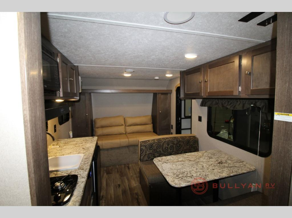Keystone Hideout Hideout 185LHS Single Axle Travel Trailer Seating