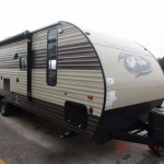 Forest River Cherokee Grey Wolf 26CKSE Exterior