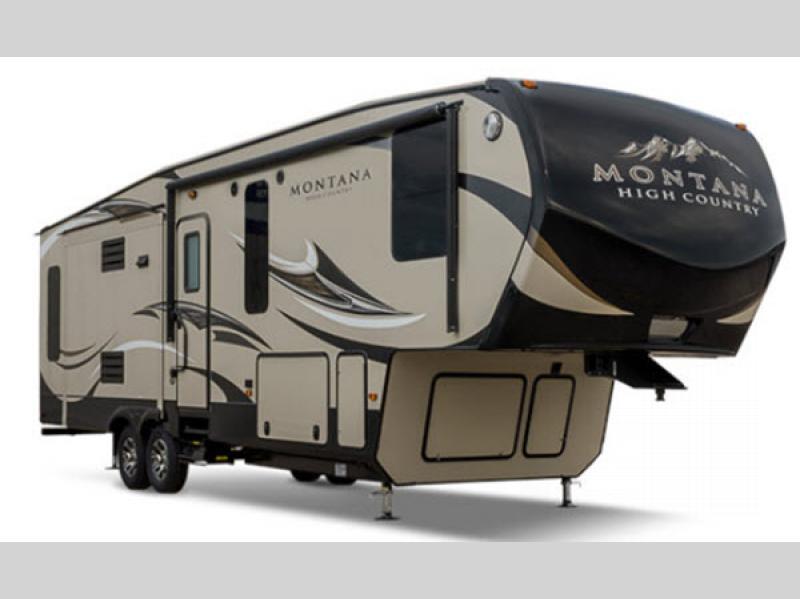 Keystone Montana High Country 344RL Real Living Fifth Wheel