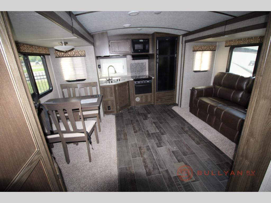 Lovely Keystone Premier 24RKPR Travel Trailer Rear Kitchen Amazing Ideas
