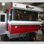 Heartland Terry Classic Travel Trailer Front Window