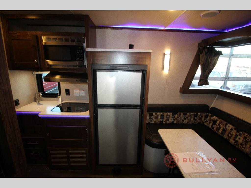 Heartland Terry Classic Travel Trailer Kitchen