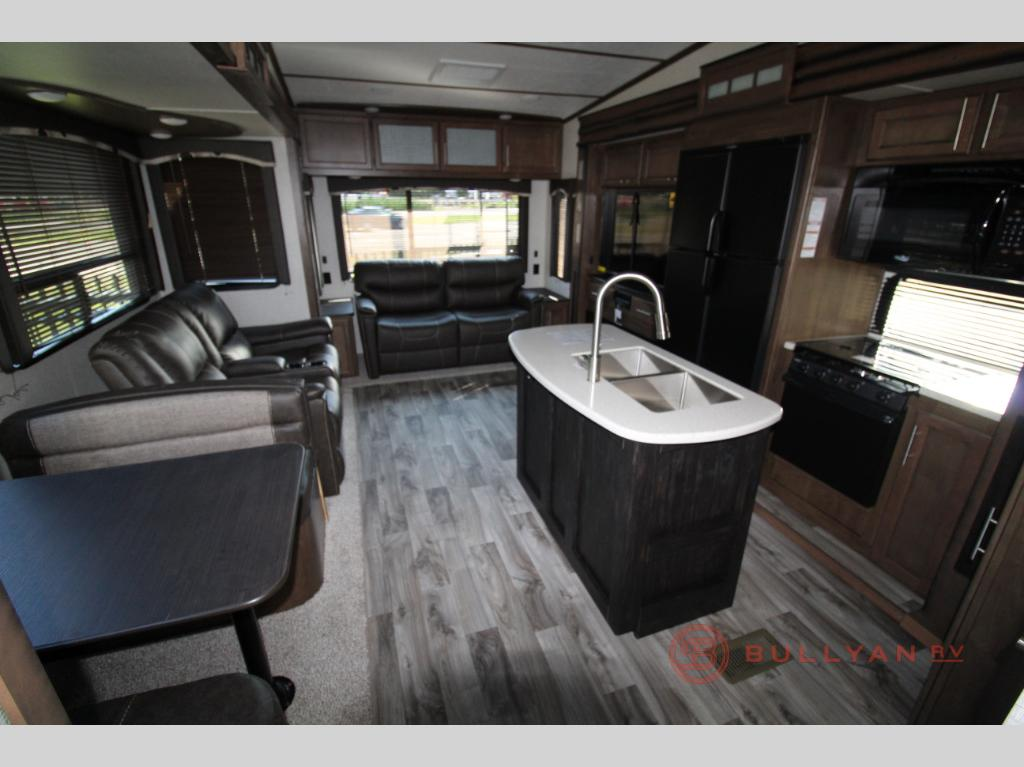 2019 Keystone RV Cougar 368MBI kitchen