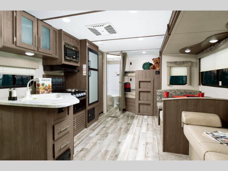 hideout kitchen