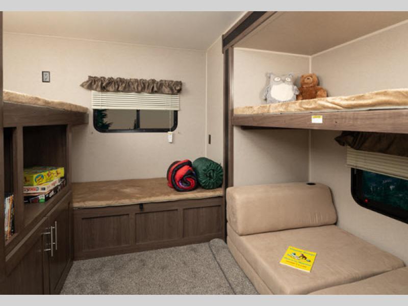 hideout bunks