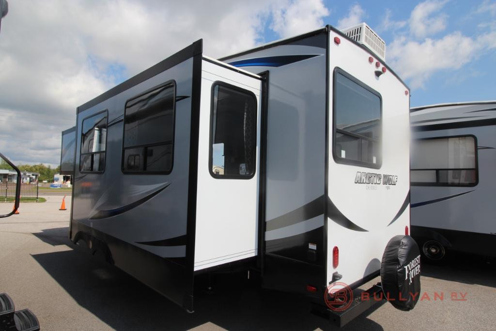 2018 Forest River RV Cherokee Arctic Wolf 255DRL4