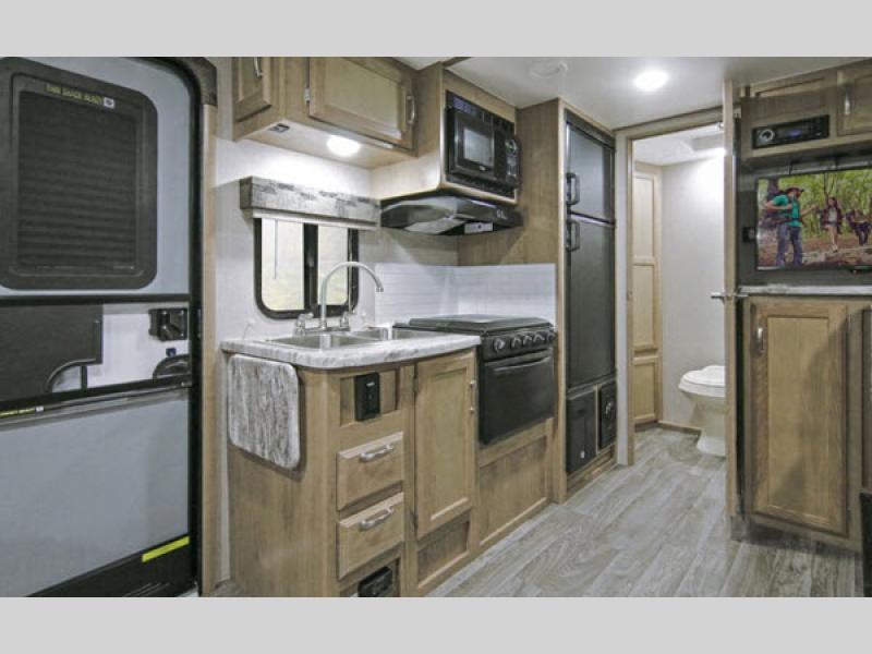 micro minnie travel trailer kitchen