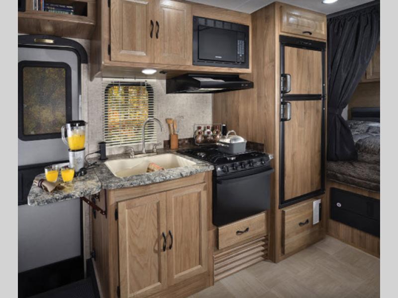Coachmen RV Prism Motor Home Class C - Diesel kitchen
