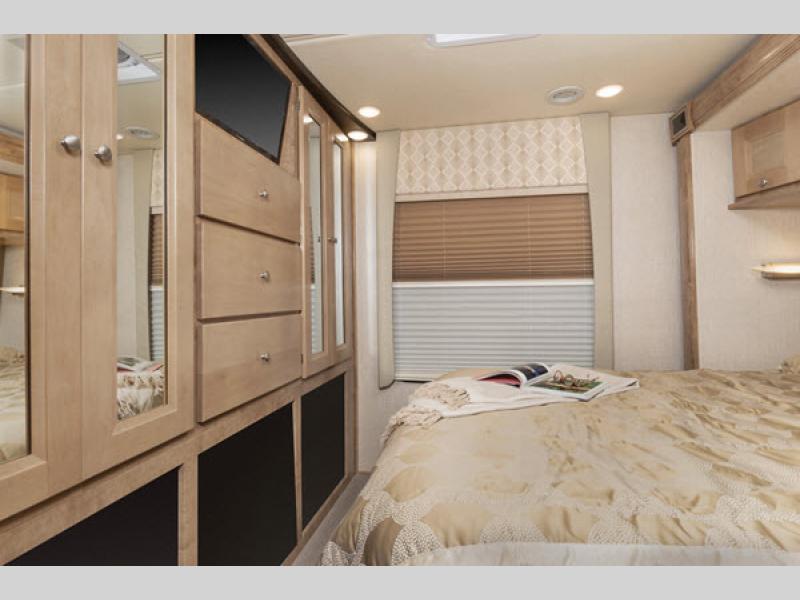 concord motorhome bedroom