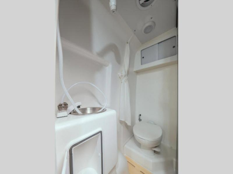 travato motorhome bathroom