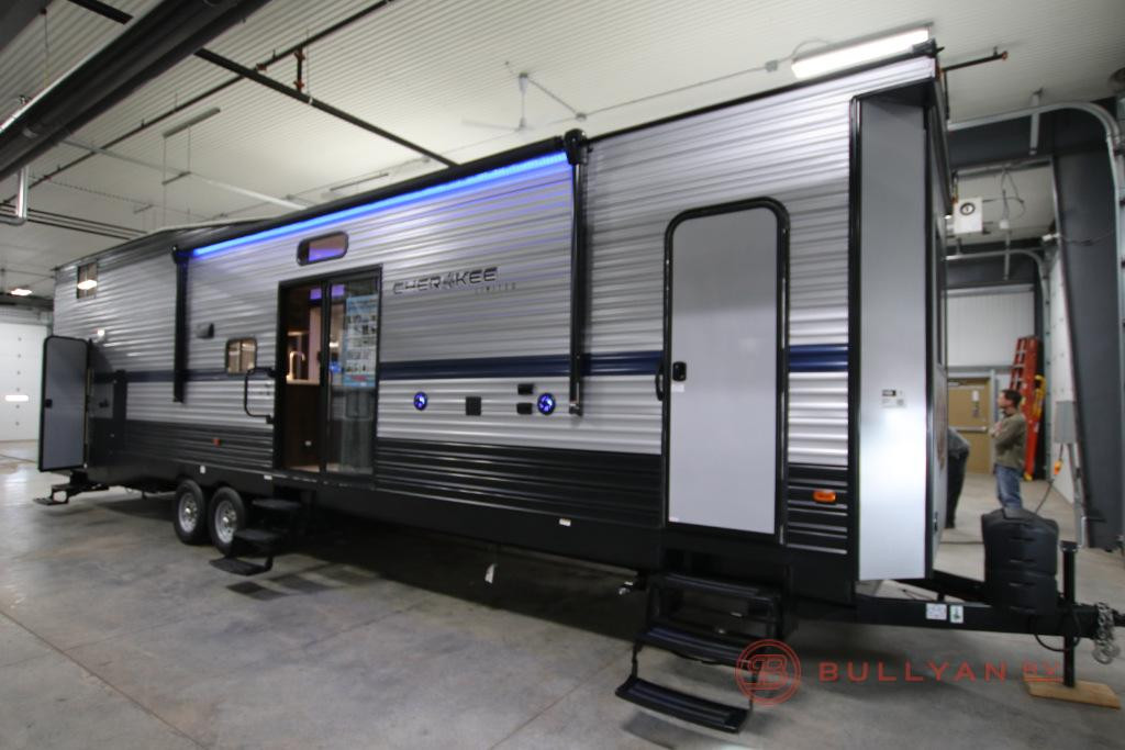 New 2020 Forest River RV Cherokee Destination Trailers 39CA