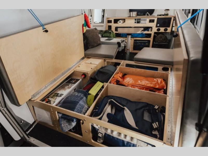 TAXA Outdoors cricket storage